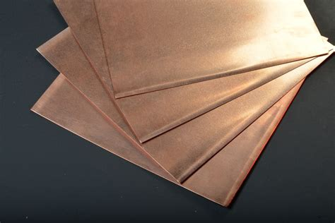 what sheets to buy copper sheets for crafts uk