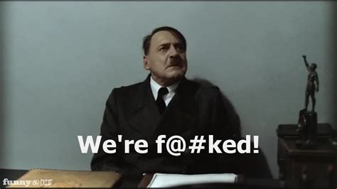 Downfall Meme - hitler finds out constantin films blocks downfall meme