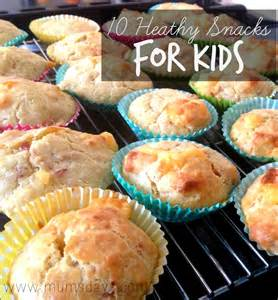 healthy snacks for kids and big kids mums days