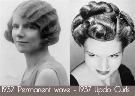 1930s hairstyles history history of womens fashion 1900 to 1969 glamourdaze