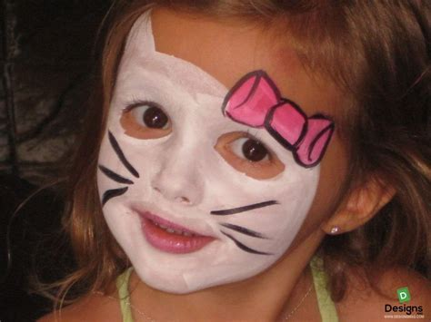 basic cat painting designs 75 easy painting ideas painting makeup page 12