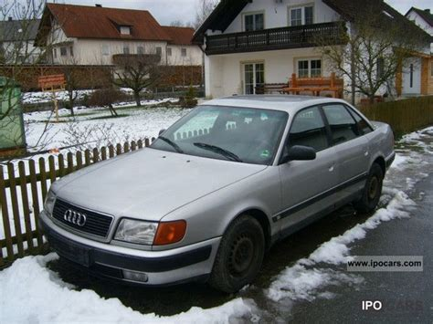small engine maintenance and repair 1994 audi 100 seat position control 1994 audi 100 2 6 e car photo and specs