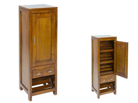 zapatero estrecho de madera  puerta  cajones zapateros