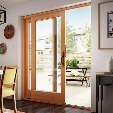 sliding doors wood style sliding doors wood vinyl fiberglass