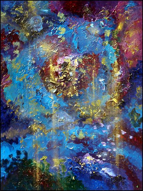 acrylic painting using antares abstract painting mixed media