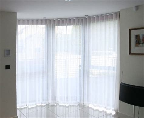 sheer curtains for bay window pinterest the world s catalog of ideas