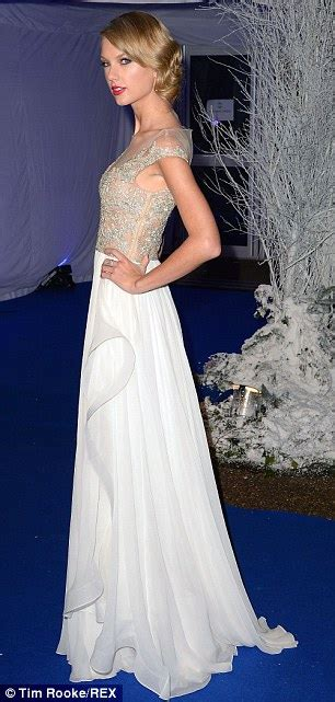 taylor swift white dress at wedding taylor swift has real life princess moment in stunning
