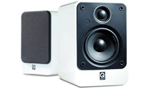 Speaker Q Acoustics q acoustics concept 20 bookshelf speakers at audio affair