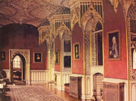 Strawberry Hill Interior by History 1100 Gt Heleniak Gt Flashcards Gt Classicism Studyblue