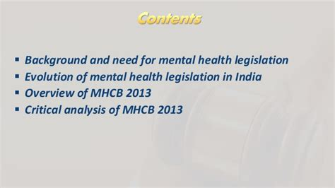 section 15 mental health act new mental health bill 2013