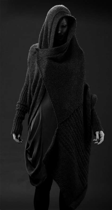 pattern cloak of the black void fashion black searching and a more on pinterest