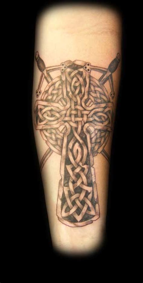 celtic cross tattoo meaning tattoos with meaning celtic cross tattoos