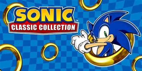 sonic classic collection nintendo ds games nintendo