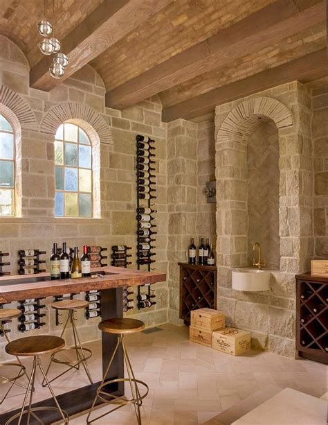 wine cellar in basement basement wine cellar with barrel ceilings