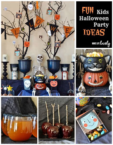 halloween party themes 2015 kids halloween party