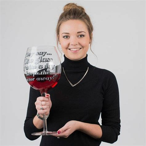 giant wine glass holds  bottles worlds largest wine