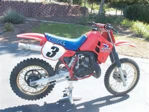 Honda Cr500 Buy 1986 Honda Cr500 On 2040 Motos