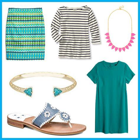 Summer Wardrobe Checklist by Summer Wardrobe Checklist Dc In Pearls
