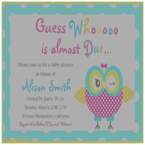 invite for baby shower at work baby shower invitation fresh work invite email on joint