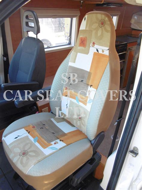 rv seat covers motorhome seat covers fiat ducato motor home seat cover