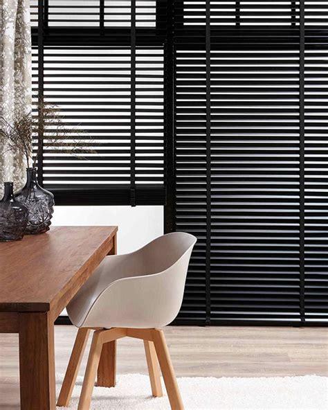 houten jaloezieen prijs zwart hout op maat lamellen nederland beste prijs online