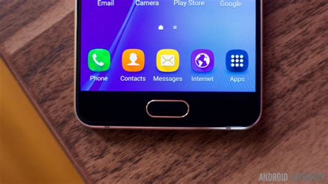 Samsung A5 Scan Samsung Galaxy A5 2016 Review Android Authority