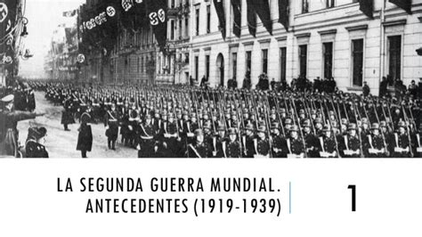 la guerra de la 8494210777 antecedentes segunda guerra mundial