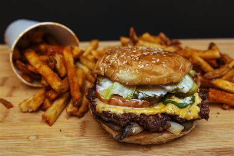 east coast burger love  guys     extras