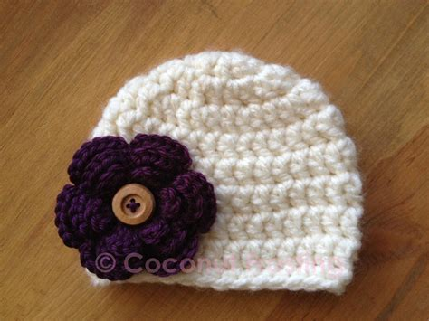 crochet pattern yarn crochet baby hat pattern chunky yarn my crochet