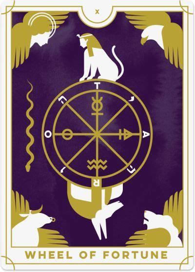 Tarot 10 Wheel Of Fortune wheel of fortune tarot card meanings biddy tarot