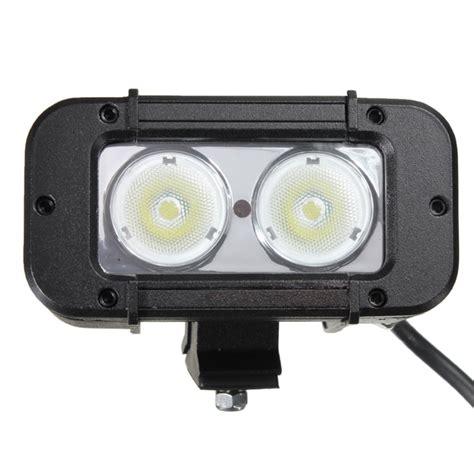 led flood light flashing on and off buy 20w cree led work flood light l off road car boat