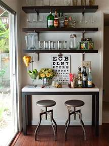 Home Bar Decoration by 25 Best Ideas About Home Bar Decor On Pinterest Shelves