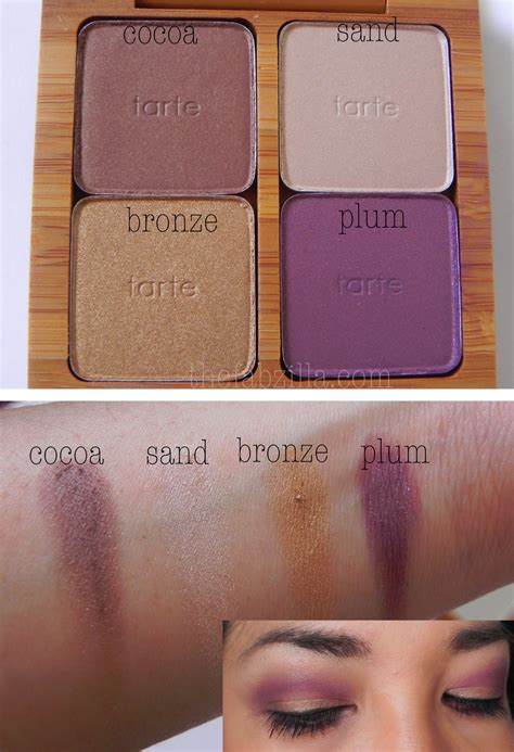 Clutch Color List tarte the luxe list amazonian clay color collection and
