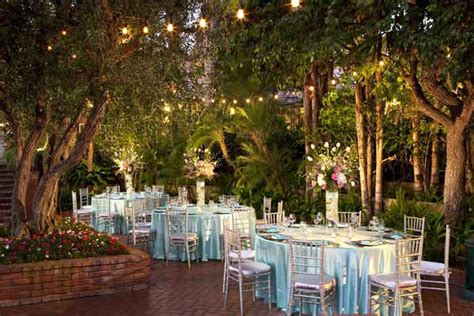 unique garden wedding ideas top 4 stunning outdoor wedding decoration ideas wedding