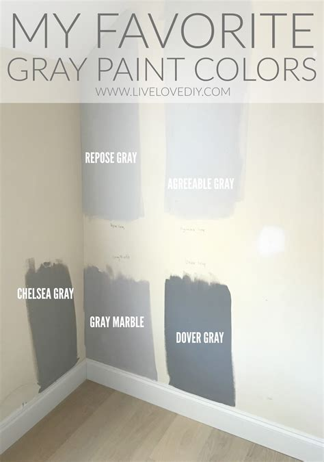 5 best gray paint colors gray paint colors gray and neutral livelovediy ava s baby room reveal