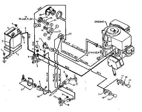 sears lawn tractor parts diagram sears lawn tractor parts diagram 28 images sears