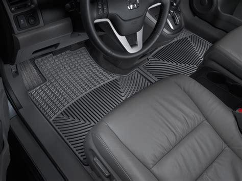 2011 Honda Crv Floor Mats by Weathertech 174 All Weather Floor Mats 2007 2011 Honda Cr
