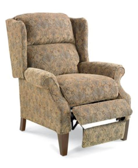 macys recliner chairs andy recliner chair queen anne style furniture macy s