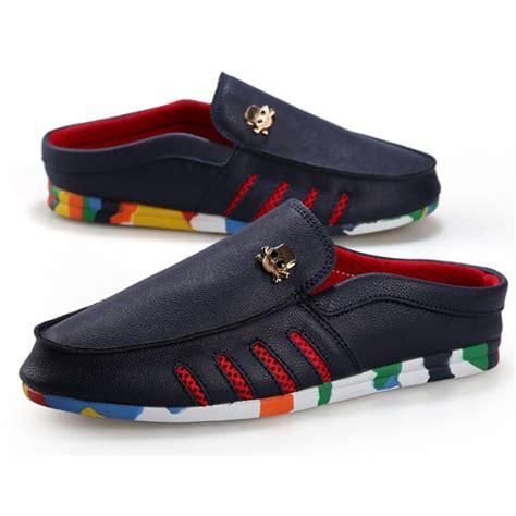 Sepatu All Motif jual sepatu slip on motif tengkorak