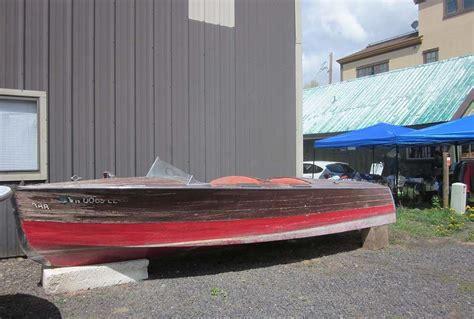 vintage chris craft project boats for sale project boats for sale mccall boat works