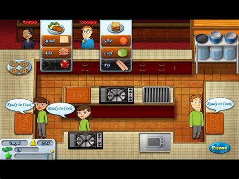 free download games kitchen brigade full version kitchen brigade gamehouse