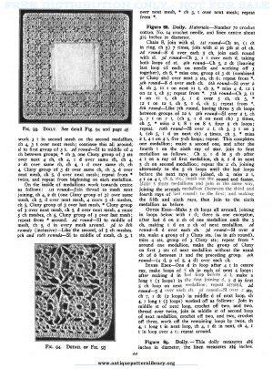 antique pattern library priscilla apl 6 ja003 priscilla crochet book overview page