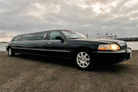 Lincoln Limo by Black Lincoln Limo Service San Diego Black Lincoln Limo