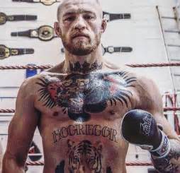 conor mcgregor new tattoo best 25 conor mcgregor ideas on