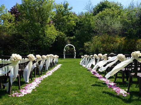 Wedding Backdrop Gta by 10 Beautiful Outdoor Wedding Venues In The Gta Oudalova