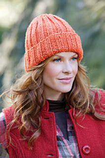 red heart pattern lw2890 ravelry easy fit ribbed hat pattern by mary jane protus