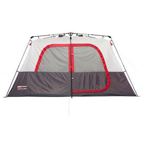 Coleman Max 8 Person Instant Cabin Tent by Instant Tent Deals On 1001 Blocks