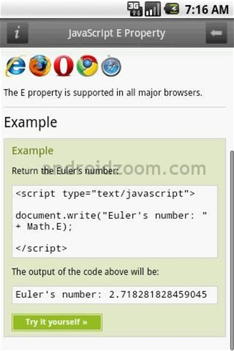 javascript tutorial reference what is browse object in word