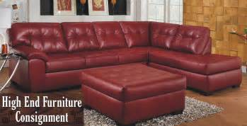 gallery for gt red leather sectional couches