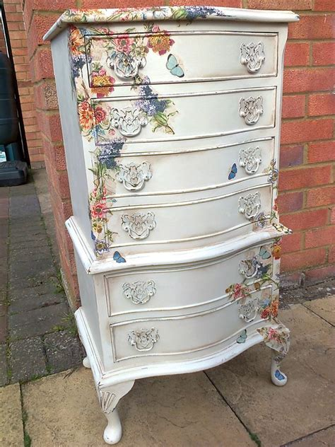 Decoupage Wood Furniture - 17 decoupage friendly help and advice upholstered and